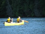 cottage and cabin, canoe included,cottage rentals, are vacation cottage rentals, at our cottage resort and lake resort