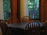 new oak dining room tables, dog friendly cabins, parry sound cottage rent