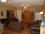 lower level of grand muskokan also available for rent, beach cottage and vacation rentals house