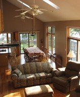 lake resort and cottage resort living in the Grand Muskokan. Vacation Cottage rentals at Sunny Point resort