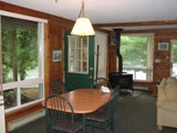 the Rosseau Suite at Sunny Point Resort, Parry Sound, hotels/inns ontario, beachfront resort ontario, parry sound hotel