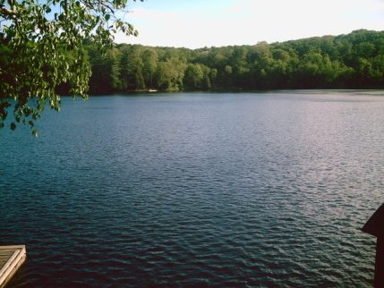 ctg 5 view of lake
