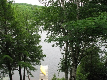 ctg 4 view of lake from deck